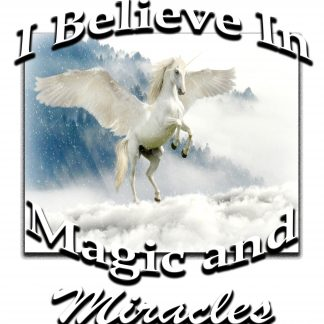 I Believe in Magic and Miracles