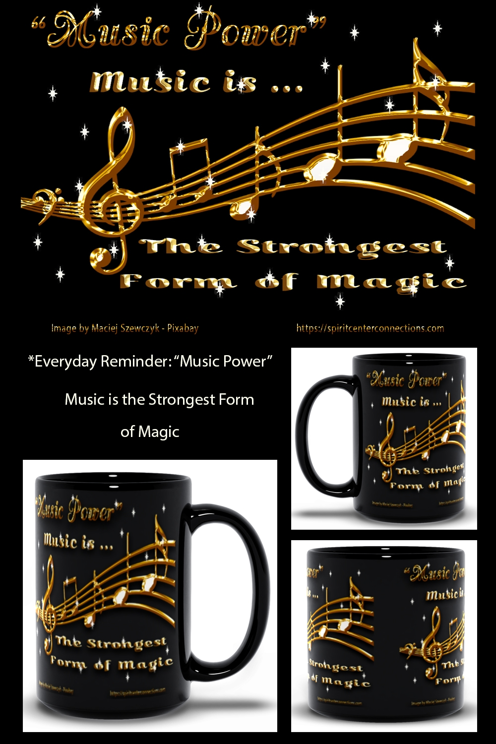 Music Power - Music is the Strongest Form of Magic