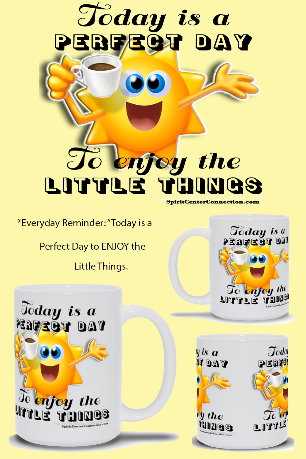 Today is a Perfect Day to Enjoy the Little Things